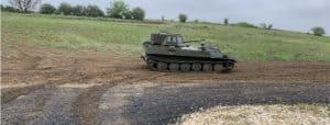 Tank vezetés Domonyvölgy