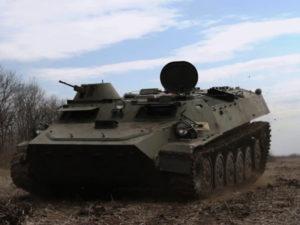 MT-LB harckocsi