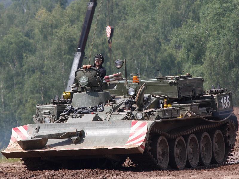 Vt-55 tank