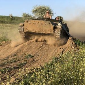 Családi tank vezetés
